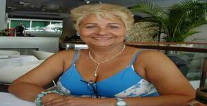 Lucyna 60 years old I am from Maracay/Aragua, Seeking Dating Friendship with Man