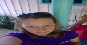 Cenicristina 55 years old I am from Blumenau/Santa Catarina, Seeking Dating Friendship with Man