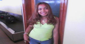 Jamina 34 years old I am from Santo Domingo/Distrito Nacional, Seeking Dating with Man