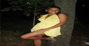 Negrahermosa 41 years old I am from Santo Domingo/Distrito Nacional, Seeking Dating Friendship with Man