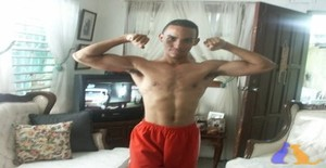 Hich1 32 years old I am from Santo Domingo/Distrito Nacional, Seeking Dating Friendship with Woman