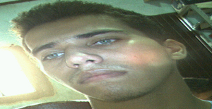 Gil_belouve 33 years old I am from Lençóis Paulista/Sao Paulo, Seeking Dating Friendship with Woman