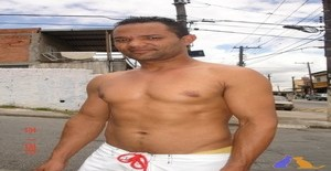 Timido33sp 45 years old I am from Diadema/Sao Paulo, Seeking Dating with Woman