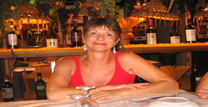 Tere_ 61 years old I am from Brasilia/Distrito Federal, Seeking Dating with Man