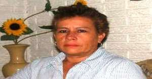 Florsoli 63 years old I am from Soyapango/San Salvador, Seeking Dating Marriage with Man