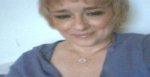 Catou8 58 years old I am from Lasalle/Quebec, Seeking Dating Friendship with Man