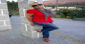Silvergirl 63 years old I am from Vila Nova de Gaia/Porto, Seeking Dating with Man