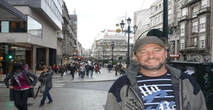 Tegrie 52 years old I am from Jaraguá do Sul/Santa Catarina, Seeking Dating with Woman