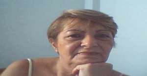 Charmosa1949 69 years old I am from Sao Paulo/Sao Paulo, Seeking Dating Friendship with Man