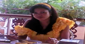 Flordelsol40 51 years old I am from Santiago/Santiago, Seeking Dating Friendship with Man