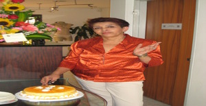 Juanitayo 60 years old I am from Bogota/Bogotá dc, Seeking Dating Friendship with Man