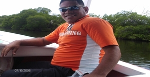 Elfollador 48 years old I am from Maracay/Aragua, Seeking Dating with Woman