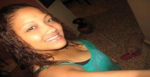 Paulassette 29 years old I am from Santo Domingo/Distrito Nacional, Seeking Dating Friendship with Man