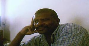 Geffrainydossant 53 years old I am from Luanda/Luanda, Seeking Dating with Woman
