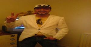Banderas35 45 years old I am from Peterborough/East England, Seeking Dating Friendship with Woman
