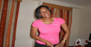 Glo09 43 years old I am from Maputo/Maputo, Seeking Dating Friendship with Man