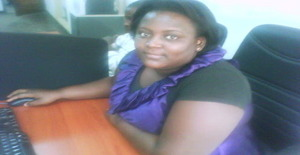 Luzia 36 years old I am from Luanda/Luanda, Seeking Dating Friendship with Man