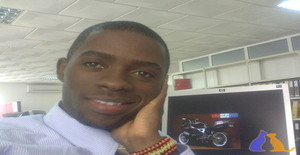 Jorge245 34 years old I am from Luanda/Luanda, Seeking Dating Friendship with Woman