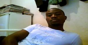Estevaojose 33 years old I am from Luanda/Luanda, Seeking Dating Friendship with Woman