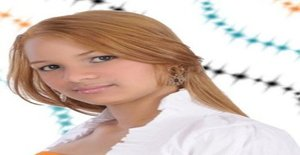 Perla20 28 years old I am from Santo Domingo/Distrito Nacional, Seeking Dating Friendship with Man