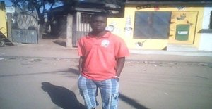 Miltonboss 25 years old I am from Maputo/Maputo, Seeking Dating Friendship with Woman