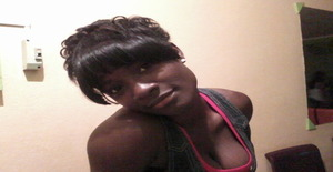 Analeixa 31 years old I am from Luanda/Luanda, Seeking Dating Friendship with Man
