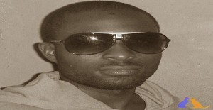 Gilbertodesous 27 years old I am from Luanda/Luanda, Seeking Dating Friendship with Woman