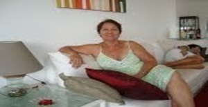 Thereze 72 years old I am from Campos Dos Goytacazes/Rio de Janeiro, Seeking Dating Friendship with Man