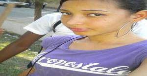 Shical3nda 23 years old I am from Santo Domingo/Distrito Nacional, Seeking Dating Friendship with Man