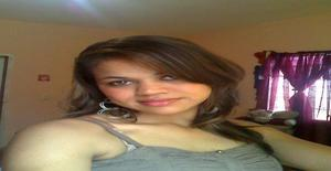Alejandra08 29 years old I am from Catacamas/Olancho, Seeking Dating Friendship with Man