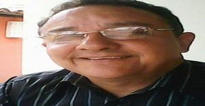 Avfilho 60 years old I am from Brasília/Distrito Federal, Seeking Dating with Woman