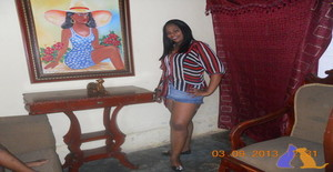 Shailin 29 years old I am from San Pedro de Macorís/Dominica, Seeking Dating Friendship with Man