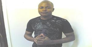Nhacuongue 37 years old I am from Maputo/Maputo, Seeking Dating Friendship with Woman