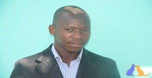 Entrenos gustavo 24 years old I am from Quelimane/Zambézia, Seeking Dating Friendship with Woman
