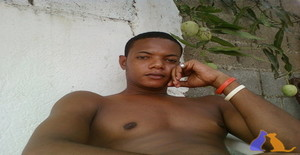 Ruben1504 37 years old I am from Santo Domingo/Distrito Nacional, Seeking Dating Friendship with Woman