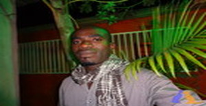 Samuel neves 37 years old I am from Kilamba Kiaxi/Luanda, Seeking Dating Friendship with Woman