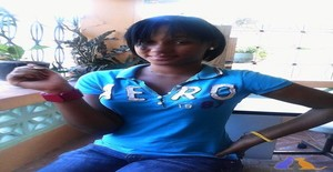 Genesis cesarina 23 years old I am from Santo Domingo/Distrito Nacional, Seeking Dating Friendship with Man