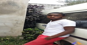 Achiraf 20 years old I am from Nampula/Nampula, Seeking Dating Friendship with Woman