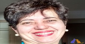 Ana  Mello 64 years old I am from Brazlândia/Distrito Federal, Seeking Dating Friendship with Man