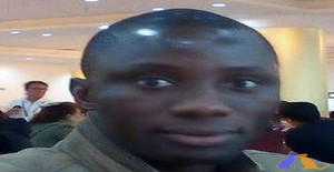 Diabo Escuro 37 years old I am from Maputo/Maputo, Seeking Dating Friendship with Woman
