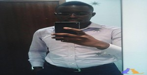 cristianowebba 29 years old I am from Luanda/Luanda, Seeking Dating Friendship with Woman
