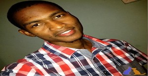 Gibson_ 23 years old I am from Maputo/Maputo, Seeking Dating Friendship with Woman