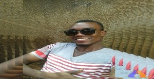 jackson b 27 years old I am from Maputo/Maputo, Seeking Dating Friendship with Woman