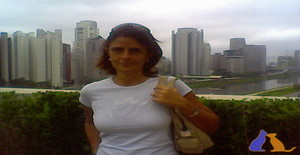 Lucy 2017 54 years old I am from Sao Paulo/Sao Paulo, Seeking Dating Friendship with Man