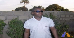 trumumba 33 years old I am from Matola/Maputo, Seeking Dating Friendship with Woman