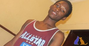 Nildo Gonçales 22 years old I am from Luanda/Luanda, Seeking Dating Friendship with Woman