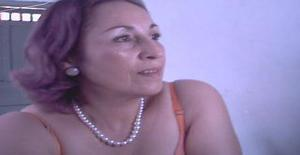 Anavel52 64 years old I am from Medellin/Antioquia, Seeking Dating Friendship with Man