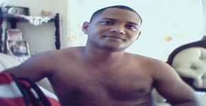 Djjohan 35 years old I am from Santo Domingo/Distrito Nacional, Seeking Dating Friendship with Woman