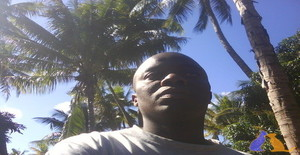 Sechene 44 years old I am from Maputo/Maputo, Seeking Dating Friendship with Woman