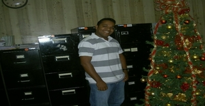 Soynegro 41 years old I am from Santo Domingo/Distrito Nacional, Seeking Dating with Woman